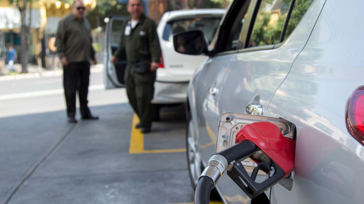 precio de la gasolina premium