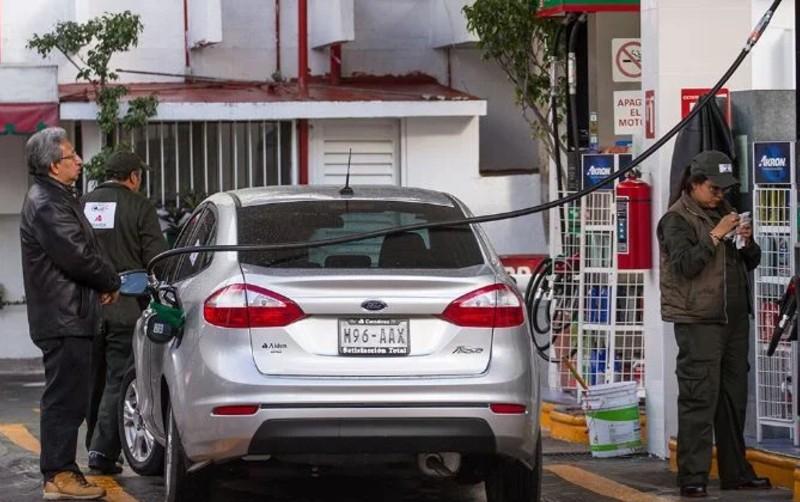 Luego de la caída reportada en el mes anterior, se reportaron aumentos en el precio de las gasolinas, de 0.47% ó 9, centavos por litro.