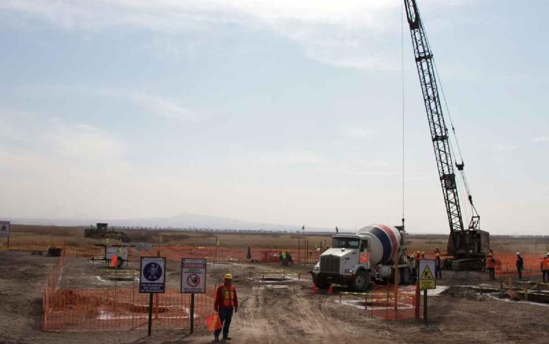 Pemex no surtirá diésel a Santa Lucía, Petróleos Mexicanos no proveerá el diésel para la construcción del Aeropuerto Internacional Felipe Ángeles