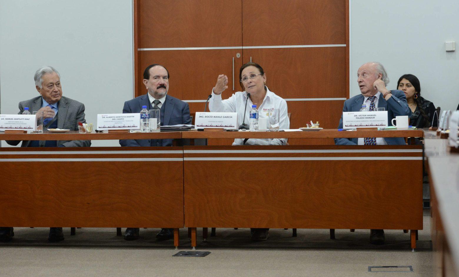 La Secretaria de Energía encabezó la reunión para la elaboración y posterior publicación del Programa Especial de Transición Energética 2019-2024...