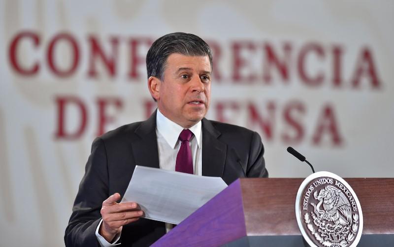 Ricardo Sheffield Padilla, titular de Profeco, descartó aumento en el precio de los combustibles y en la energía eléctrica.