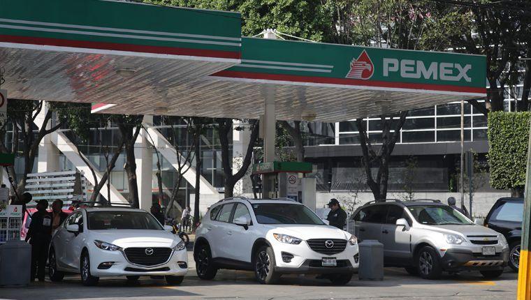 Pemex hiló en 2019 tres años de bajas ventas de combustibles
