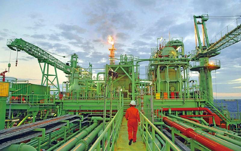 Mezcla de Pemex repunta 5.37% en la última semana